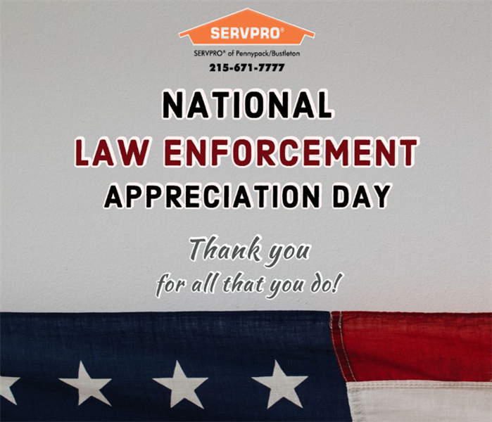 National Law Enforcement Appreciation Day