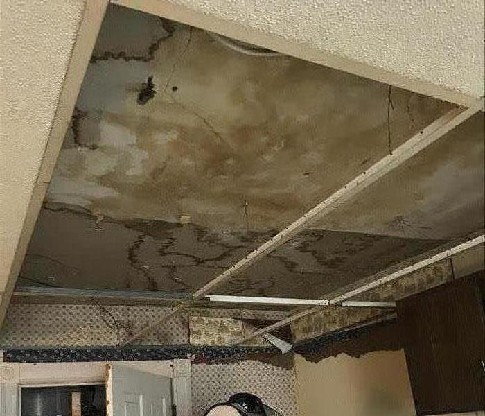Water Heater Leaks Affecting Family Home